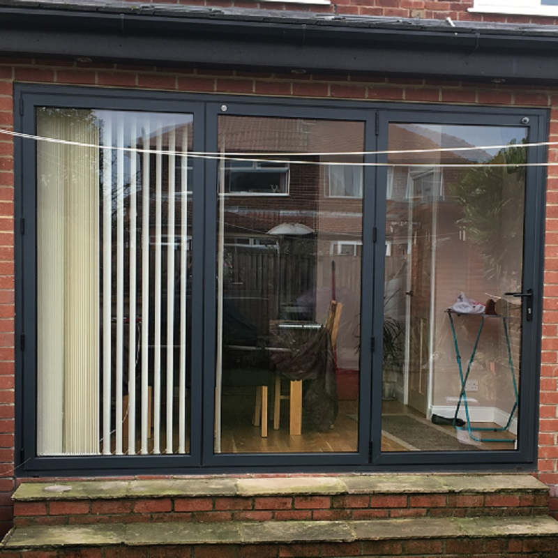 Aluminium Bi-Folding Doors - York - North Yorkshire