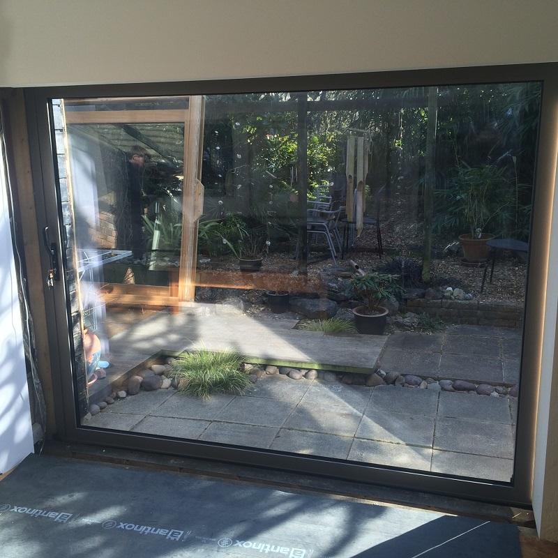 Aluminium Sliding Patio Doors - Harrogate - North Yorkshire