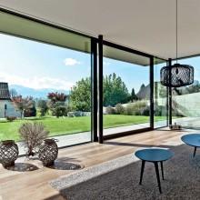 Aluminium sliding patio doors - York - North Yorkshire