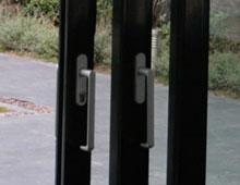 Contemporary Handles for Aluminium Sliding Doors