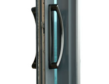 Secure multi-point locks for Aluminium sliding patio doors