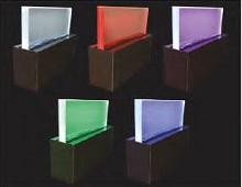Infinity Frameless Glass Balustrades LED Lighting