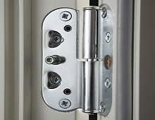 Composite Timber French Doors Secure Hardware