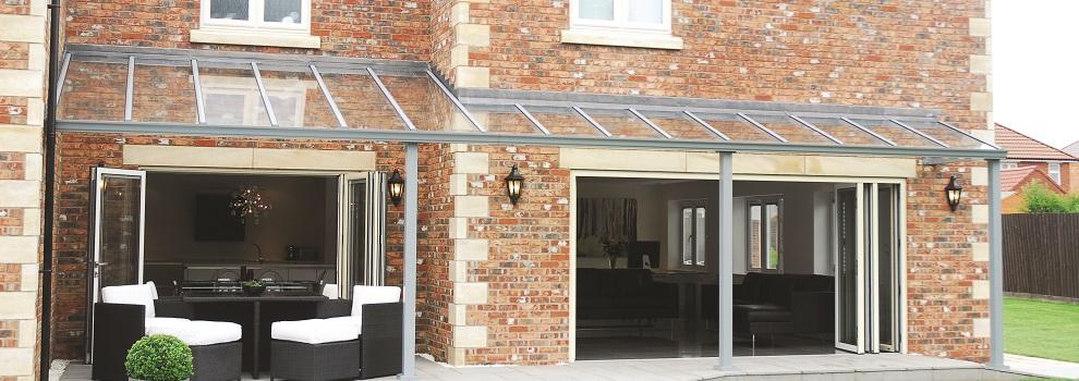 Aluminium Glazed Veranda