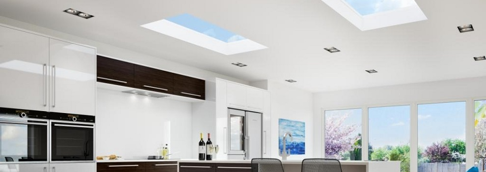Reveal Vision Flat Rooflights